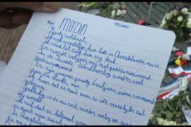 soldaat, brief, tweede wereldoorlog, herdenking, brief