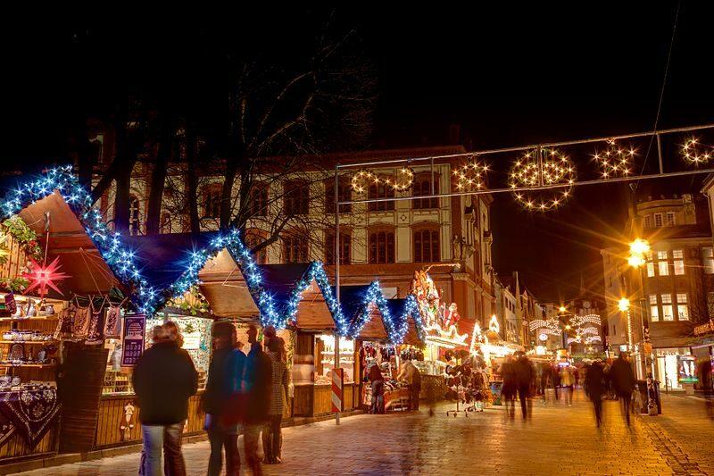 Kerstmarkt Winter Village Naar Stadshart Amstelveen Rtva