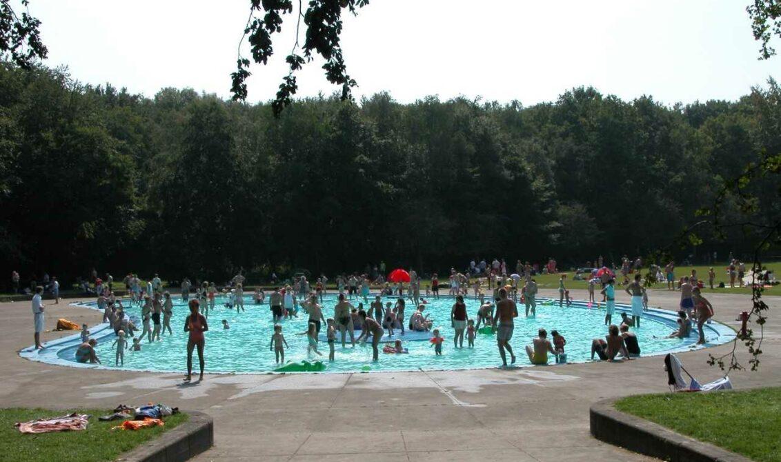 Geliefde Groot Kinderbad Amsterdamse Bos op 17 juli dicht door onderhoud - RTVA SV14