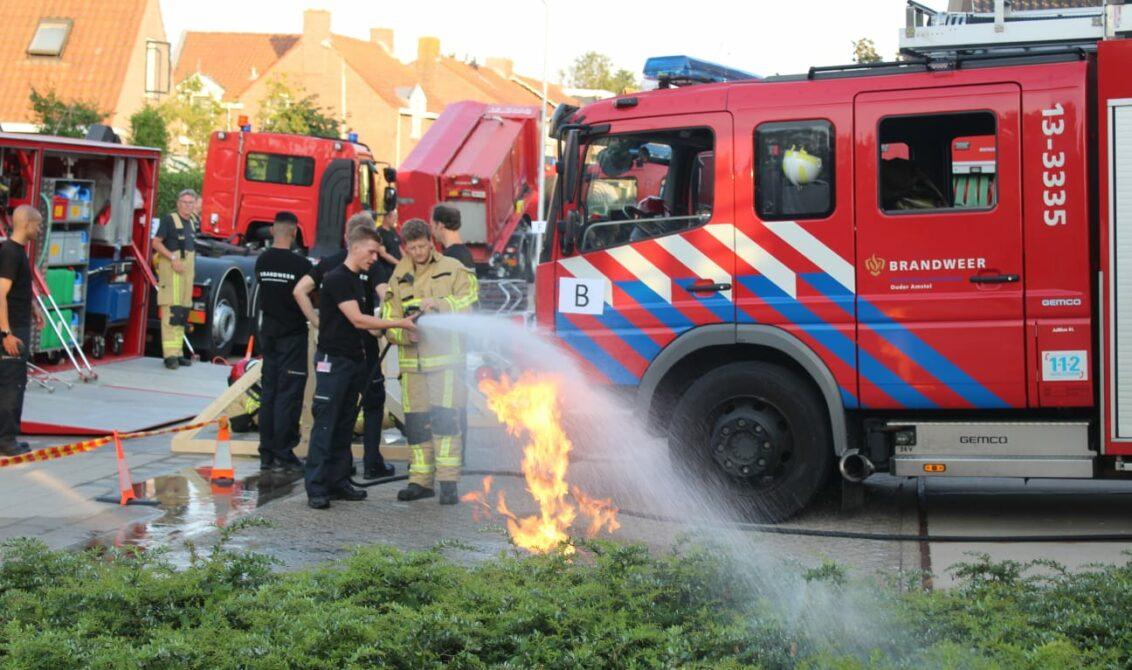 brandweerkazerne Ouderkerk aan de Amstel per direct gesloten