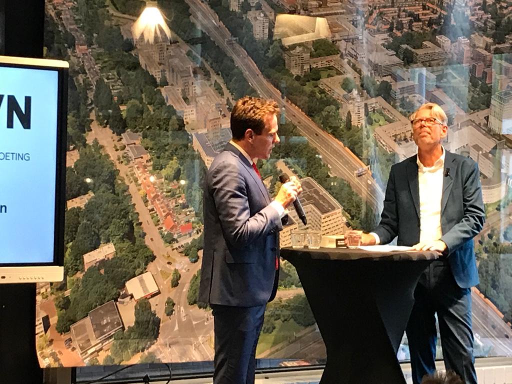 Frénk van der Linden: 'Mensen moeten meer lúllen met elkaar' - RTVA - RTV Amstelveen