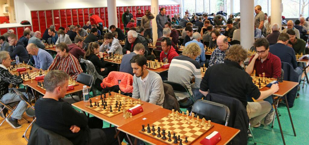 Nationale schaaktop aanwezig op Amstelveen Chess Masters - RTVA - RTV Amstelveen