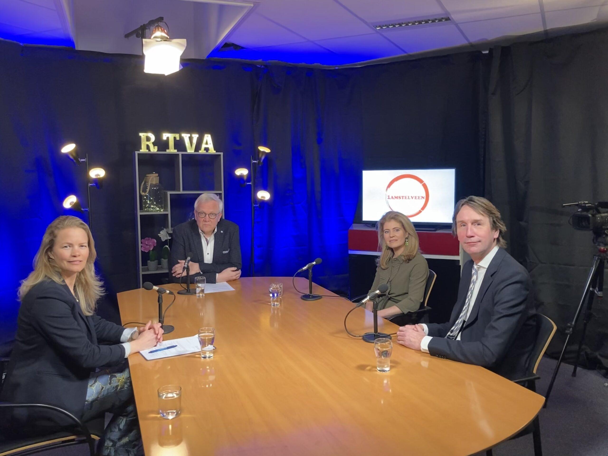 1Amstelveen - De toekomst van Schiphol - RTVA